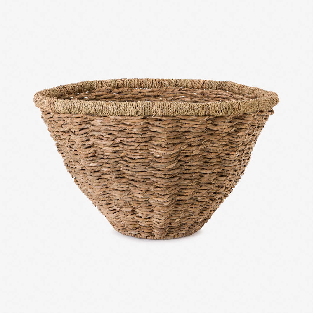 Libhuma Planter and Log Basket with Incobozo trim