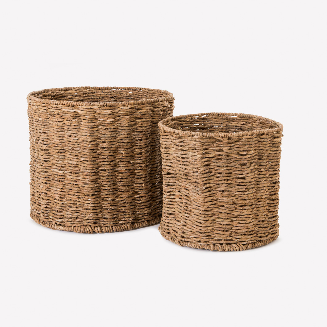 Libhuma Planter or Log Basket