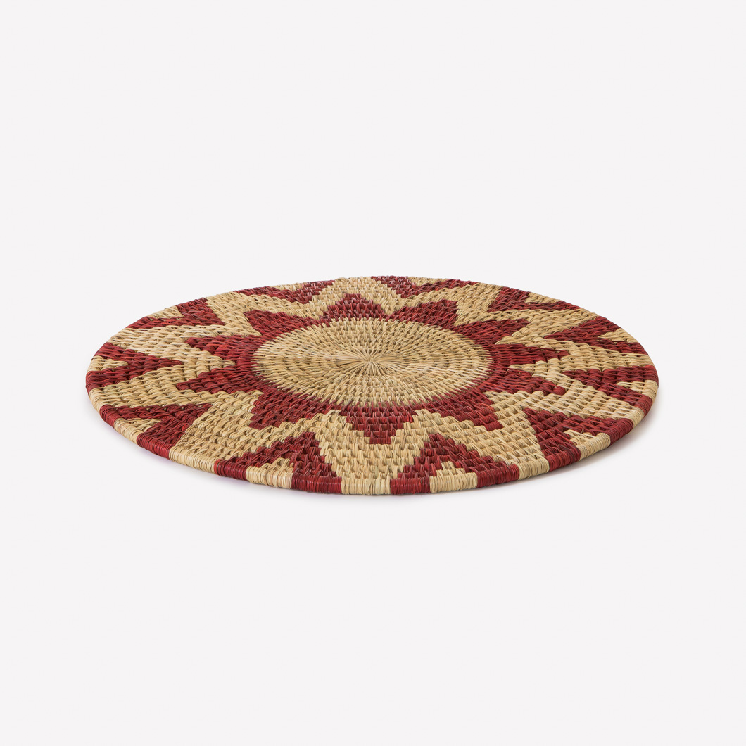 Lutindzi Patterned Grass Placemats